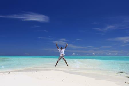 Beach Heaven Maldives - B&B