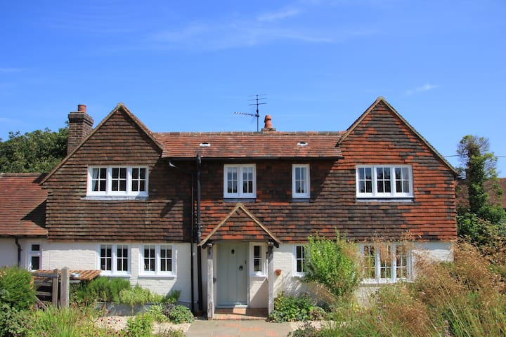 Cherry Tree Cottage, near Chiddingly, East Sussex