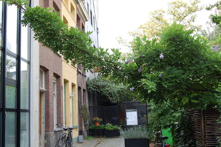 梅赫伦(Mechelen)的民宿