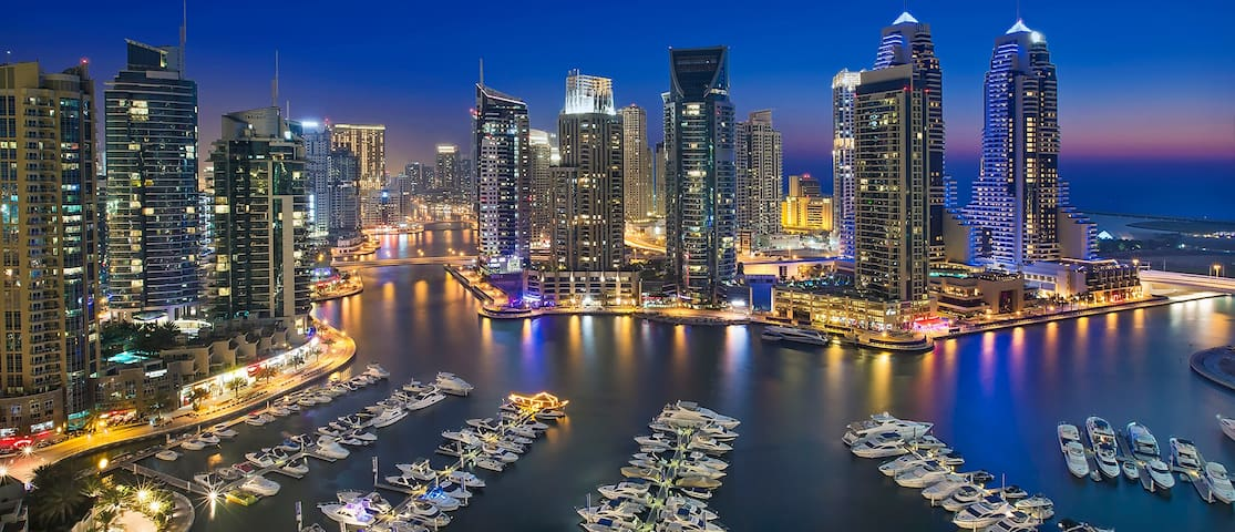 2BD | ♡ of Dubai | 40th Floor Balcony | Sea View