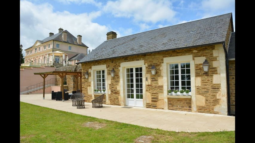 Préaux-Bocage的民宿