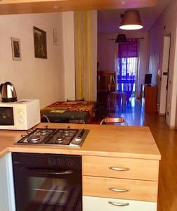 Casa Claudia pratico e simpatico appartamento 1 P.