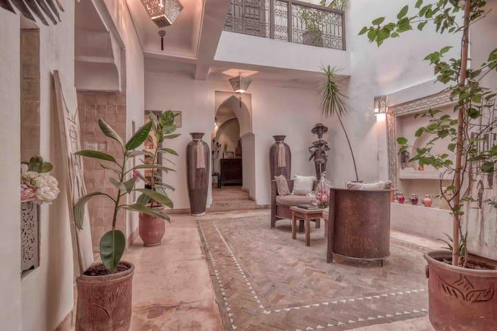 马拉喀什(Marrakech)的民宿
