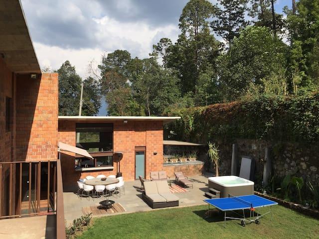 Valle de Bravo的民宿