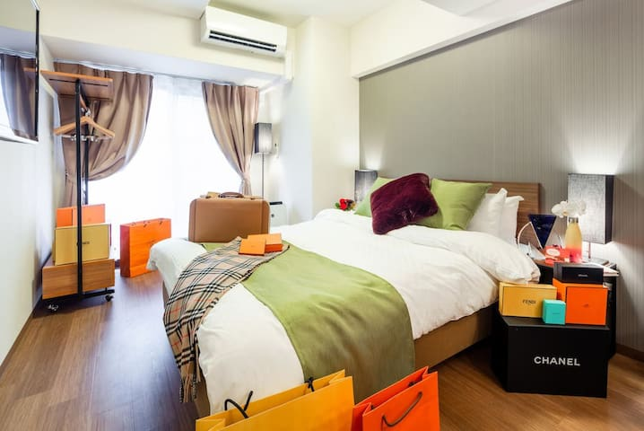 Beautiful Room To Enjoy in Osaka|450m from station