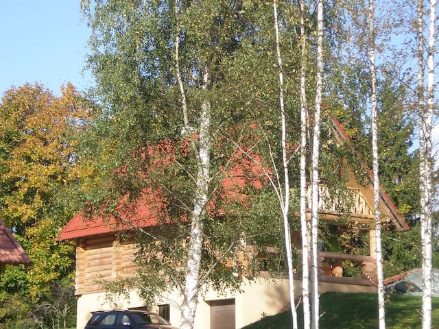 Alaküla的民宿