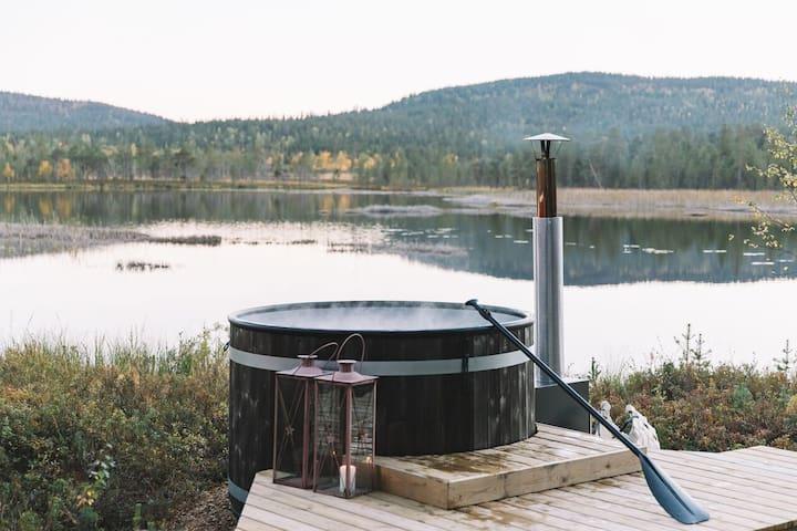 Lovers Lake Retreat - Lempilampi