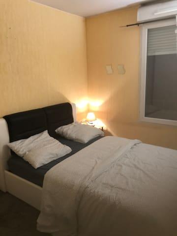 75013 Chambre privée aux portes de Paris