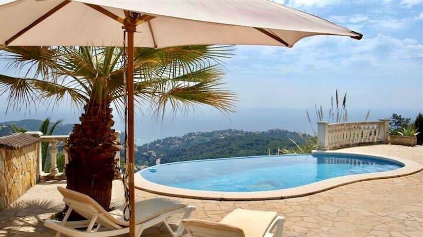 Villa Bella Vista,infinity pool ,amazing seaview