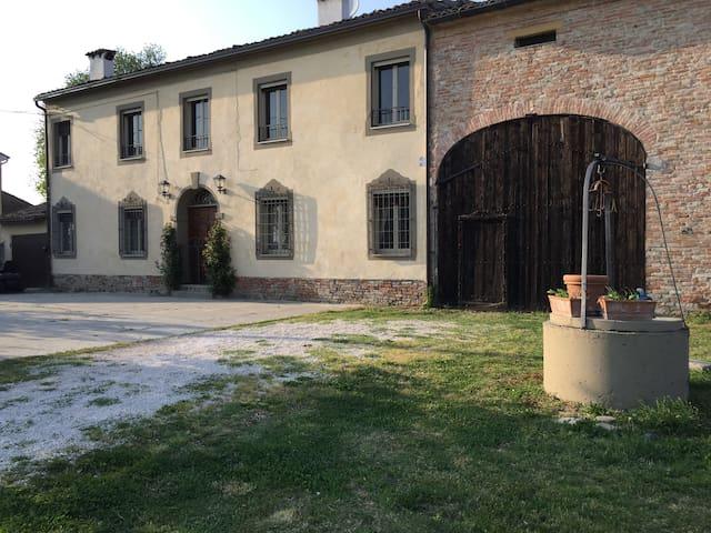 Boretto的民宿