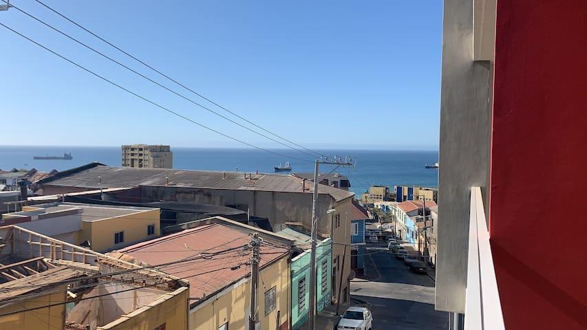 瓦尔帕莱索(Valparaíso)的民宿