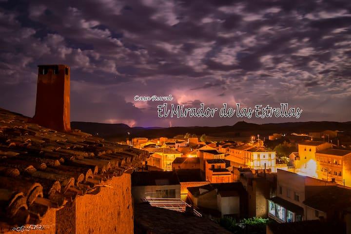 Cetina, Aragón, ES的民宿