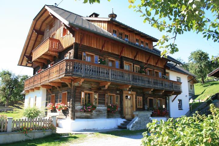 Ferienwohnung im 400 Jahre alten Bauernhaus