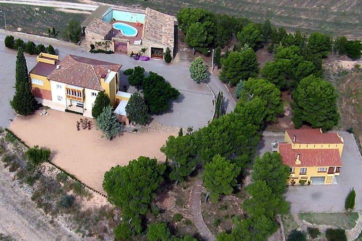 Almenara Alta的民宿