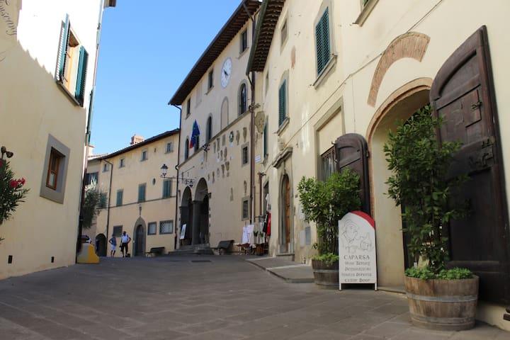 Radda In Chianti的民宿