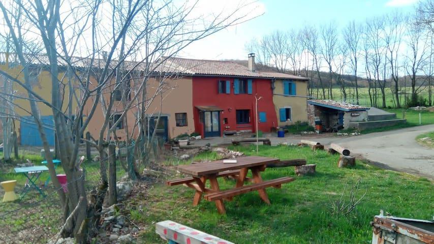 Léoncel的民宿