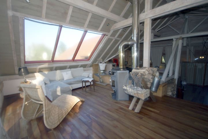 Spacious Holiday Home in Niderviller with Sauna