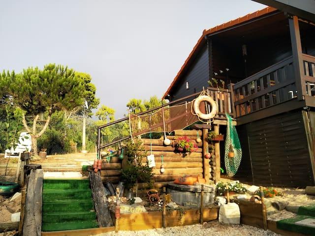 菲盖拉-达福什的民宿
