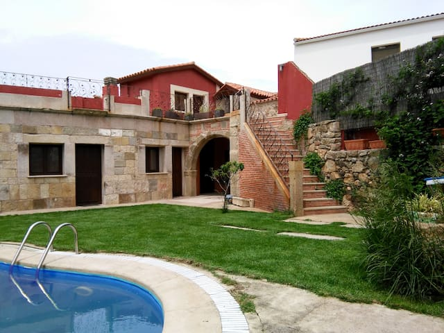 Plasenzuela的民宿