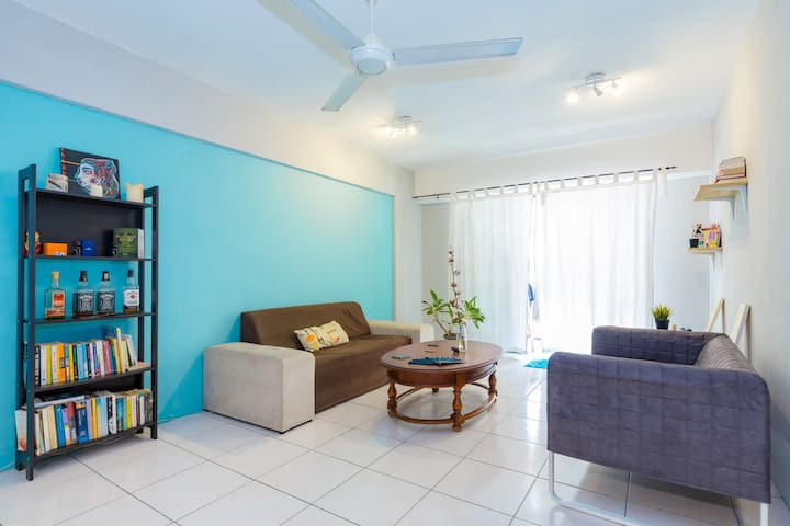 Very Cosy Room, near LRT, Now 40% off Long Stays!