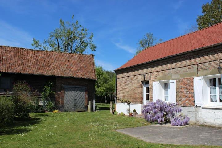 Estrées-lès-Crécy的民宿