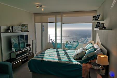 Relajo y sofisticación con la mejor vista al mar