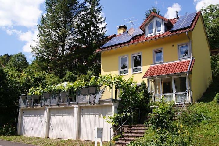 Margetshöchheim的民宿