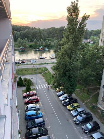 Pančevo的民宿