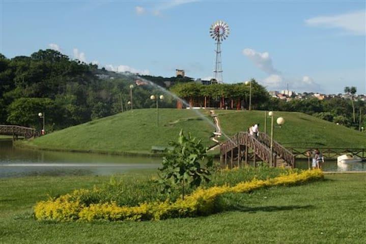 Ipatinga的民宿