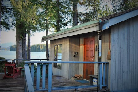 Cedarwood Cove Retreat - Waterfront Cabin
