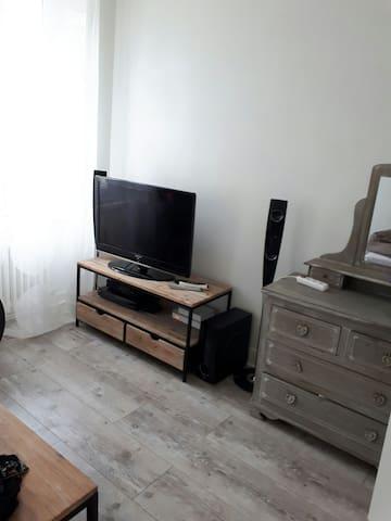 Studio 30 m2 en centre ville.