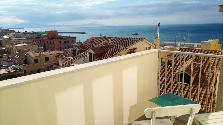 B&B Salerno in alto mare - Suite