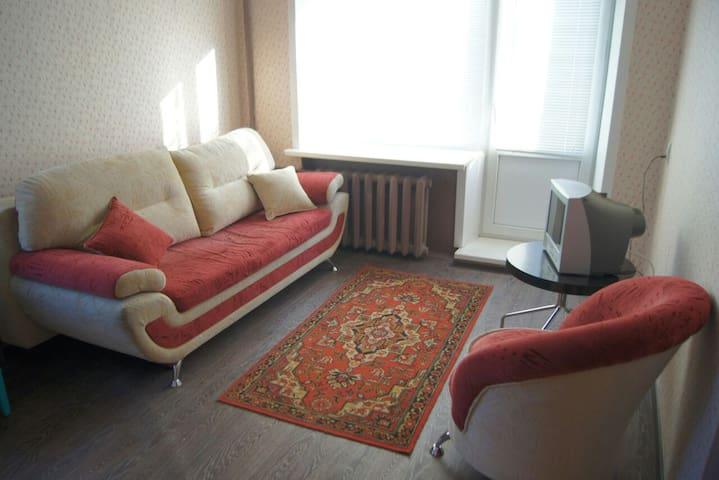 Апартаменты на Крупсской 41
