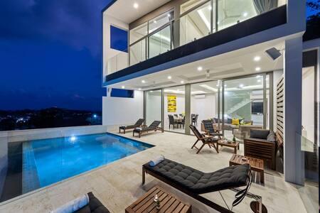 75% Off - DAYDREAM VILLA seaview, pool, beach