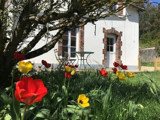 Aunay-sous-Auneau的民宿