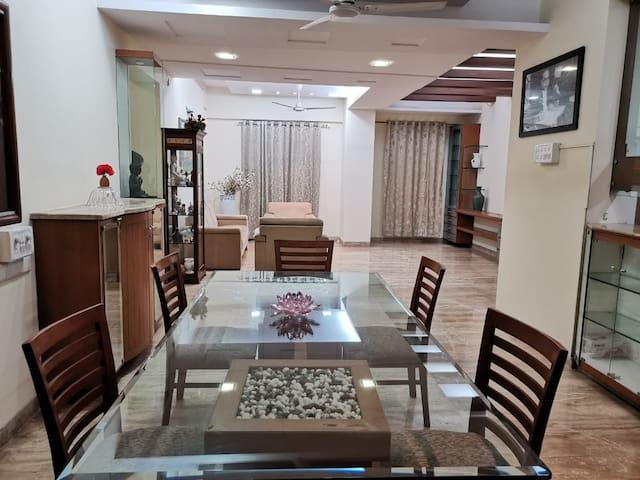 Serviced Apartment Near Bandra Kurla Complex