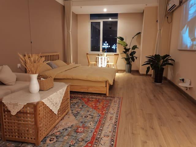 聊城的民宿