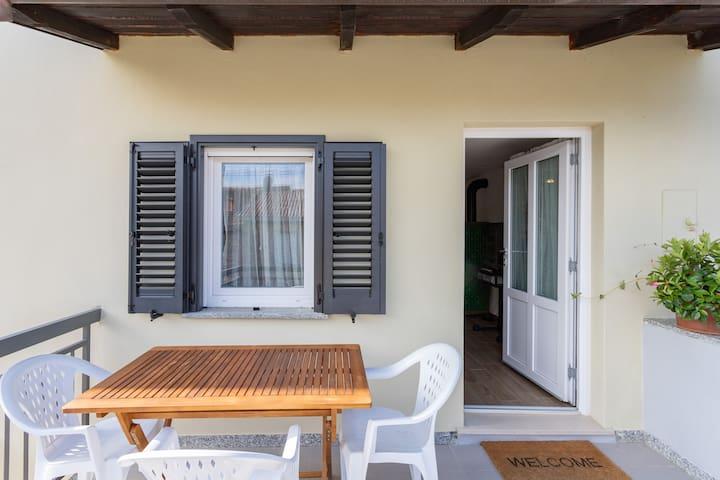 Costa-rustigazzo的民宿