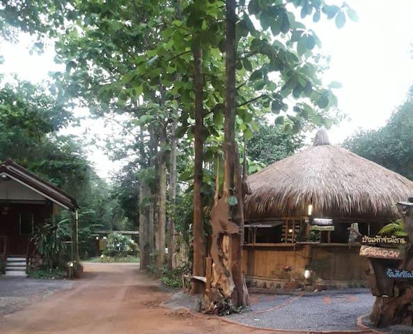 Tambon Bung Nam Tao的民宿