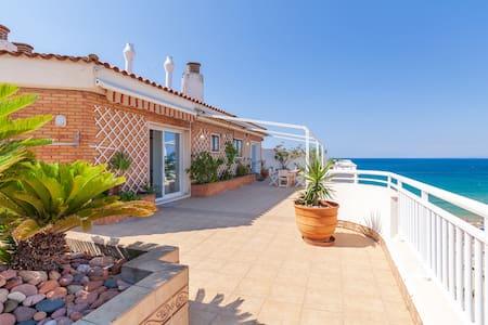 Top roof Terrace apartment  Salou Beach