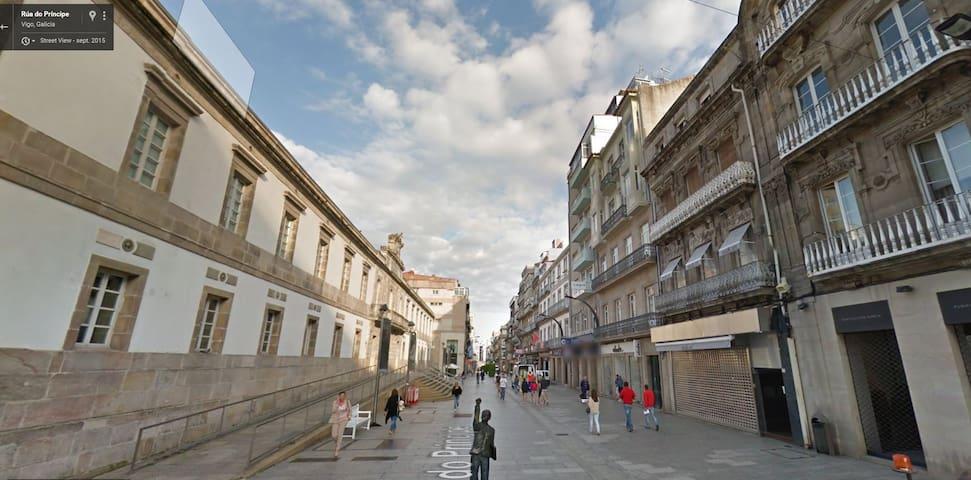 Vigo的民宿