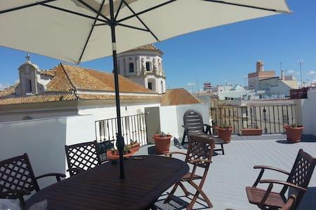 """Torre mirador  """"San Francisco""""  Terraza Privada"""