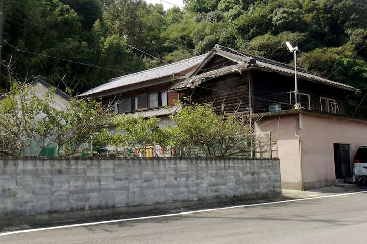 Saiki-shi的民宿