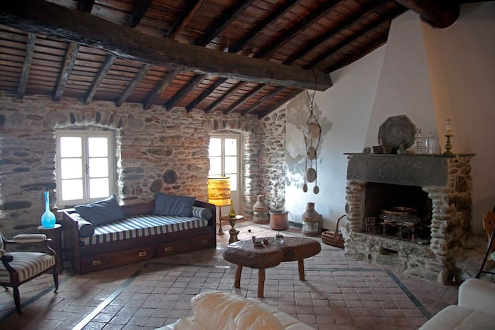 韦尔纳扎(Vernazza)的民宿