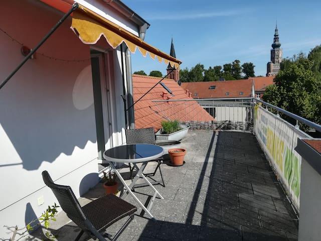 格赖夫斯瓦尔德(Greifswald)的民宿