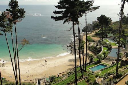 Fabulous apt and Gorgeous view, Algarrobo, Chile