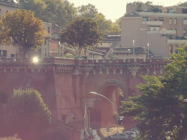 蒙托邦(Montauban)的民宿