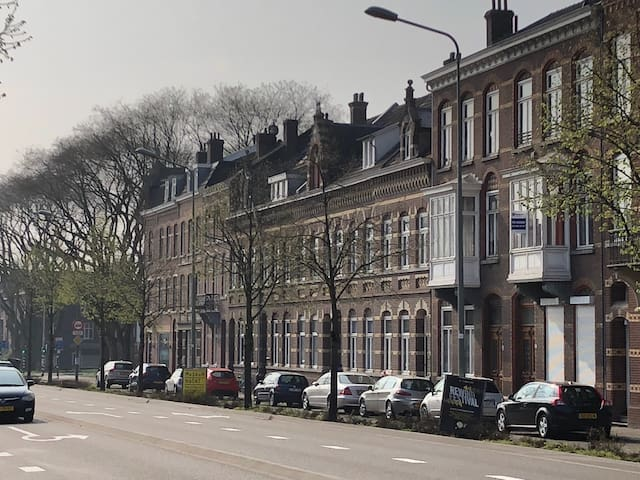 马斯特里赫特(Maastricht)的民宿