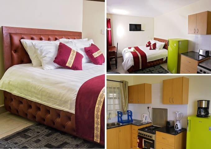 Furnished Studio Apartment in Central Nairobi