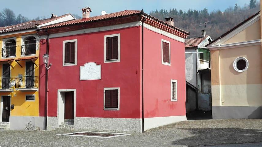 Bonvicino的民宿